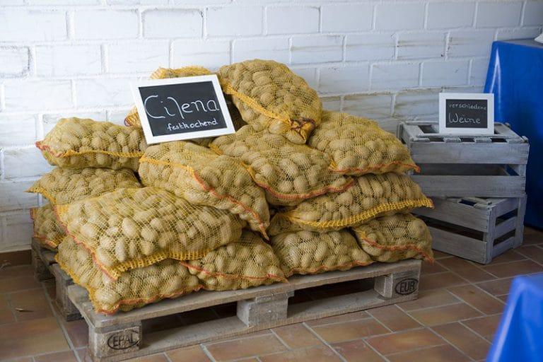 Kartoffeln Sonnenhof